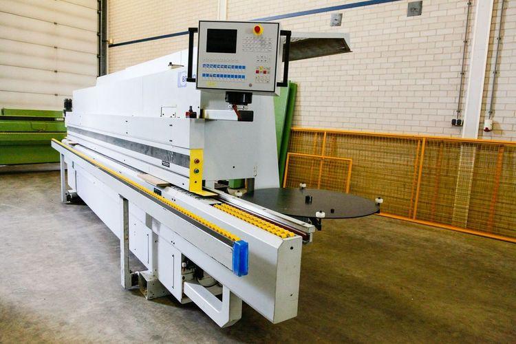 Brandt KD 720, Professional edging machine