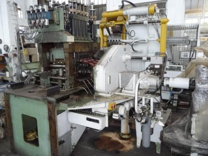 PULCH Line to the Pulch / Schleicher press