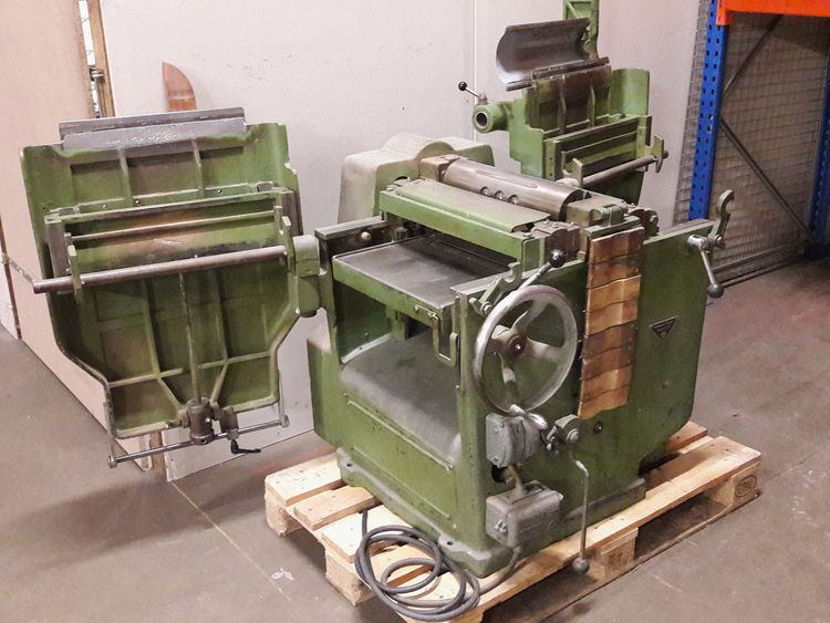 Bauerle CHM 45, Combined planing-thickening machine