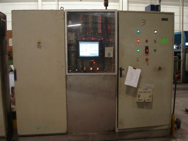Thies T 2200 KB Thies ECO-BLOC vertical yarn dyeing machine