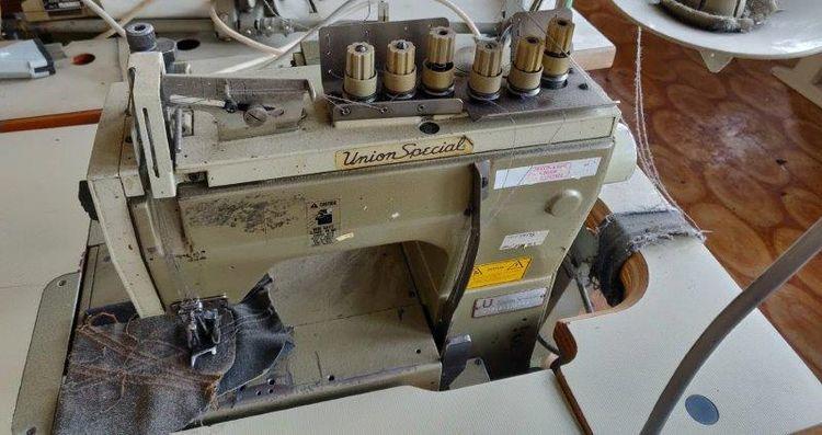 Duerkopp adler, Juki, Rimoldi Sewing machines