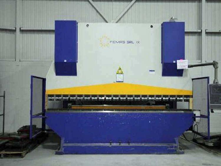 Femas PHS 260 260 Ton
