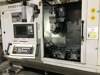 Ingersoll CM SYSTEMS MODEL AOHD CNC AGILE OIL HOLE DRILL 0-6,900 RPM