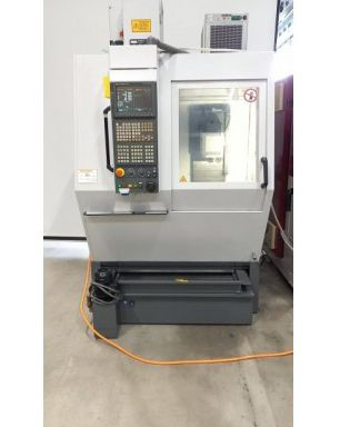 Willemin Macodel W 408S 5 Axis