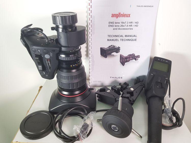 Angenieux T19X7.3 BESSD HD