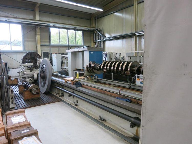 Wohlenberg Engine Lathe Variable E 13