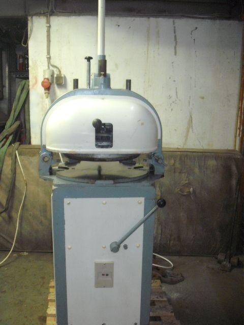 Eberhardt bread presses semi-automatic machine