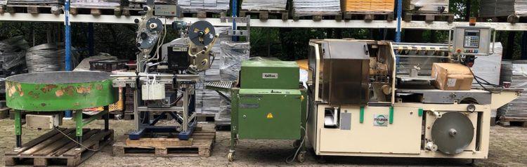 Altech, Kallfass, Meurer Bread wrapping machine and labeling machine