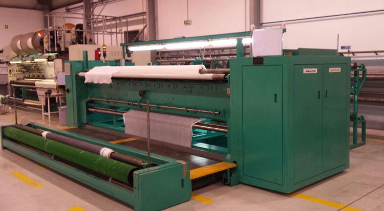 Karl mayer Stitch bonding machine