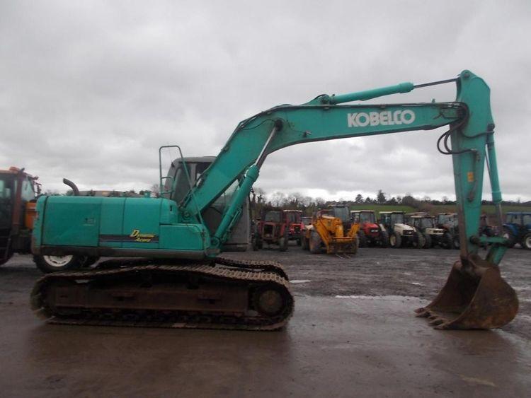 Kobelco SK170 LC-6 Excavator