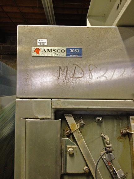 Amsco 3053 Steam Sterilizer