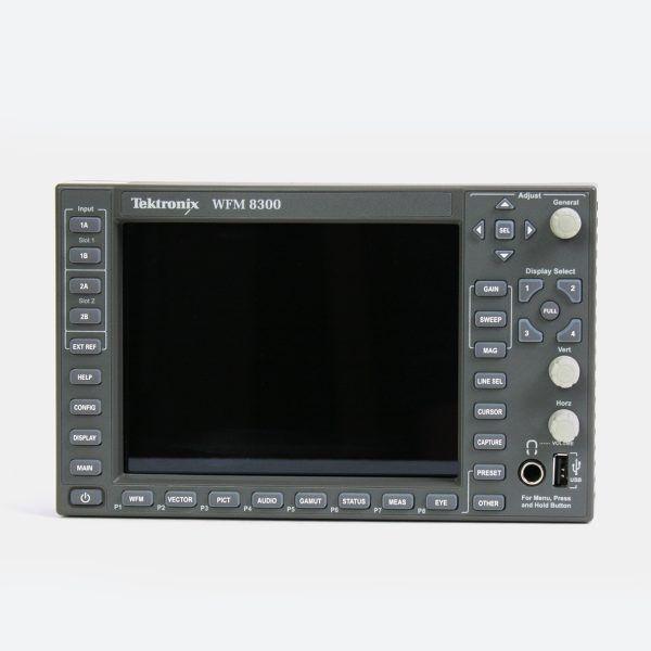 Tektronix WFM-8300 Advanced 3G-SDI Monitoring