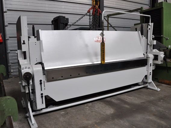 Favrin PHMM Max worklength     3050 mm