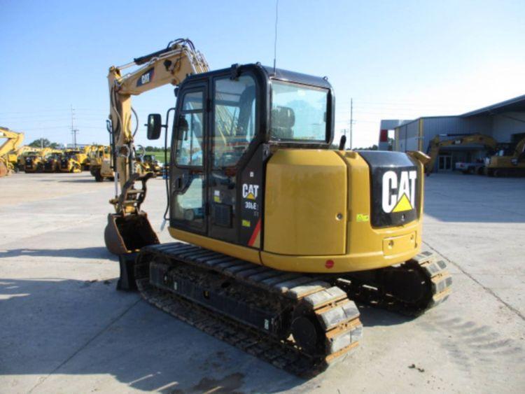 Caterpillar 308E2CRSB Excavator