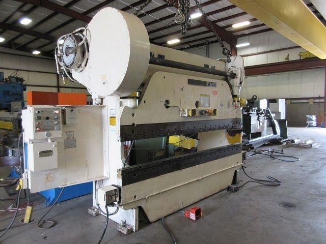 Cincinnati 135 Ton x 10′ Two Speed Mechanical Press Brake 135 Ton x 10′