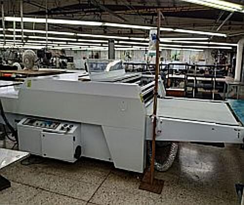 Featuring Apparel Manufacturing Equipment - Over 500 Machines!
