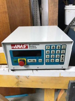 Haas HA5C-4 Brushless Style 4 Head Indexer