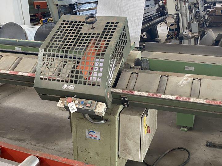 Omga T 720 ST, Crosscut saw