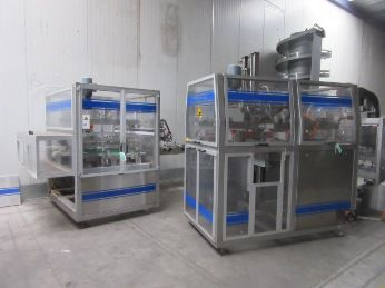 N N TRF - 4 tray forming and packing