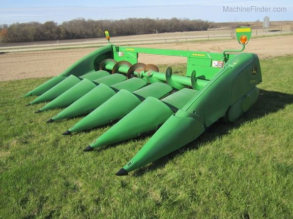 John Deere 606CC Corn and Row Crop headers