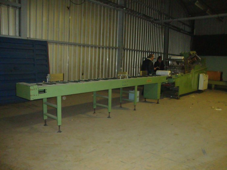 Others SITMA – Automatic  Machine for  Packaging  various  Bobbins