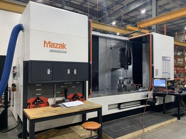 Mazak VTC 800-30-SR-300 5 AXIS