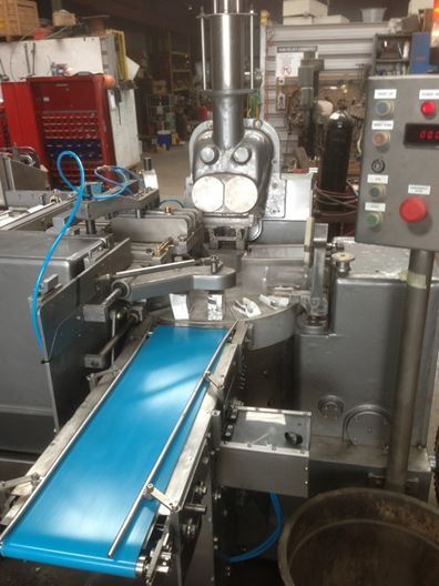Benz & Hilgers (Benhil) 8362, Margarine or Butter Packer