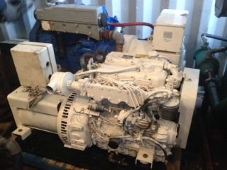 Kohler Diesel Genset 15KW
