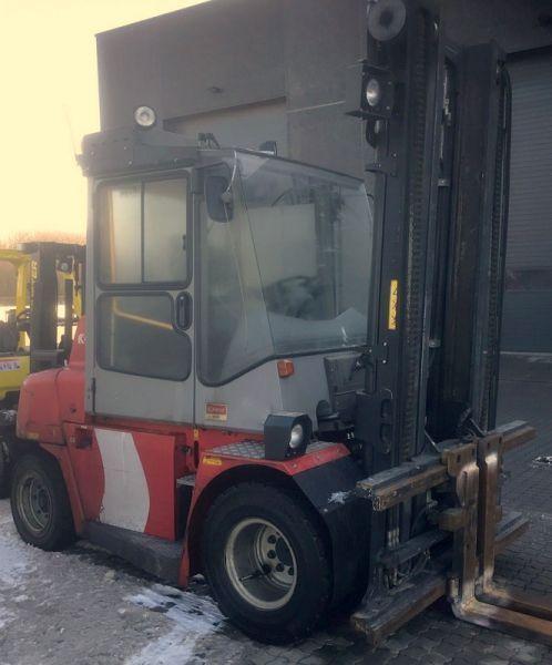 Kalmar DCE50-6HM 5000 kg