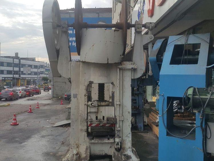 FRICTION PRESS 160 Ton