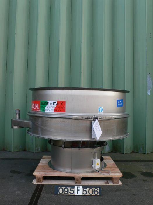 Cuccolini VLM-1500 1X - Vibro sieve