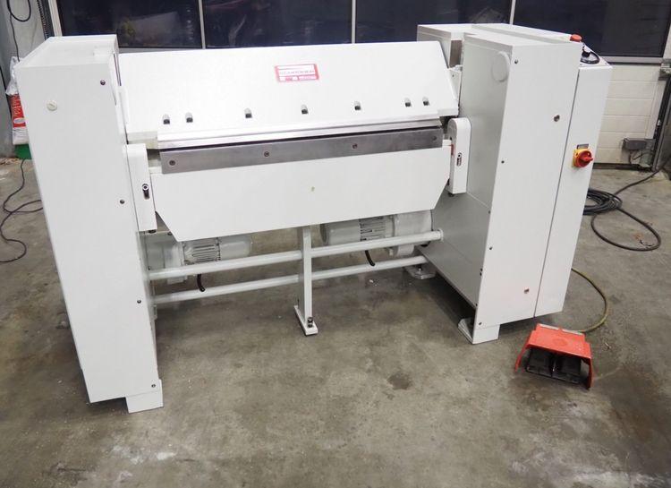 Schroder MAK II 1000/3,0 sheet width1020 mm