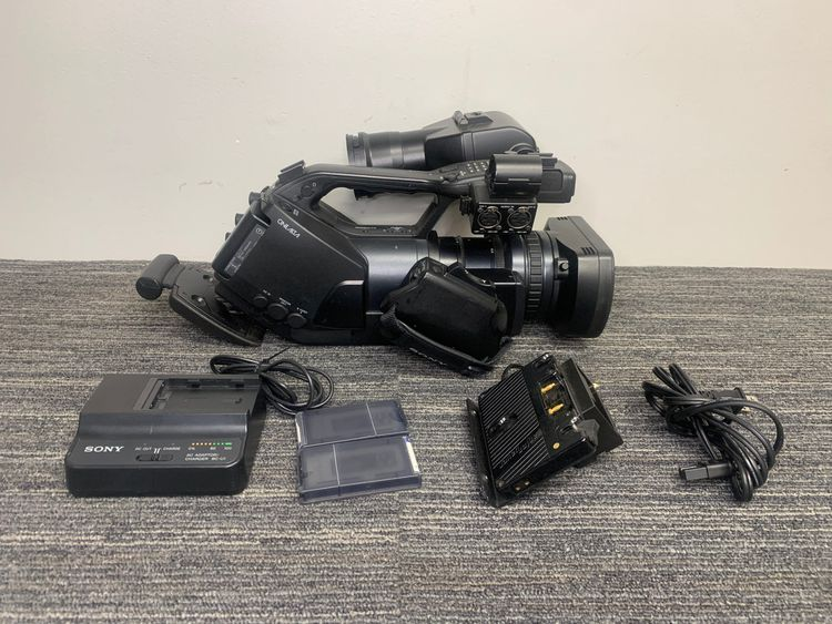 Sony PMW-EX3 with Accessories