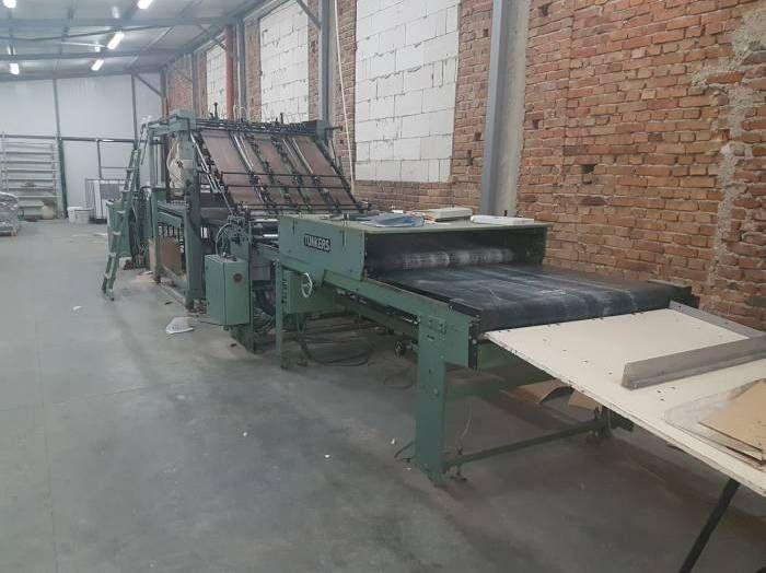 Tünkers D 4030 Laminating, Coating Machine