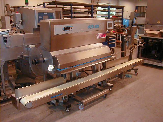 Pronova Joker 425UR, Flexible Machine