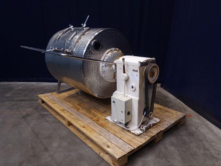 Roversi Butterchurn rotating batch churn
