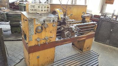 Famot Engine Lathe Variable PLESZEW TUM 35 E