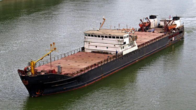 Sea-river STK type