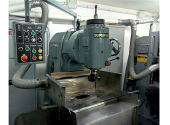 Supermax YCM-2V Vertical Milling Machine