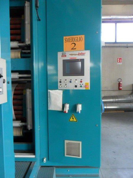 Lafer 200 Cm Emerizing machine