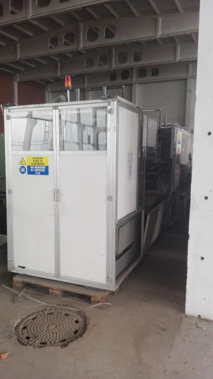 Casmatic MW 42 packing