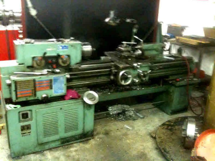 TOS Engine Lathe 2800 rpm SV 18 RA