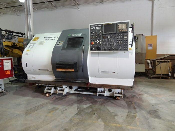 Nakamura Tome FANUC 18iTB 5,000 RPM WT-150