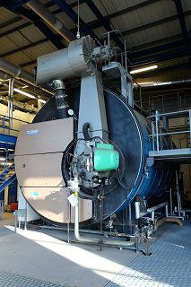 6 Wellman Robey Euronox Dual Fuel Steam Boilers  18,140kg/hr. (1997/2000)