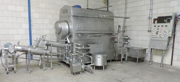 APV HCT-1A Butter Making Machine