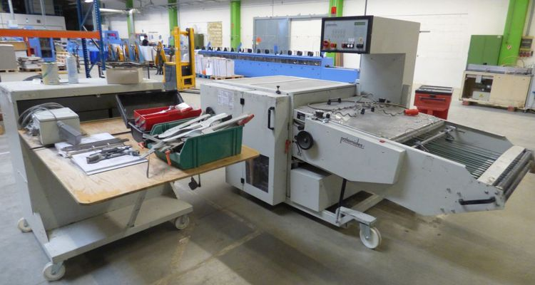 Palamides BA 900, Automatic pressing delivery