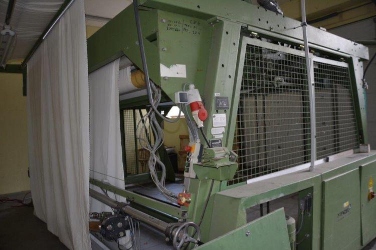 Plating machine make Menzel 1987