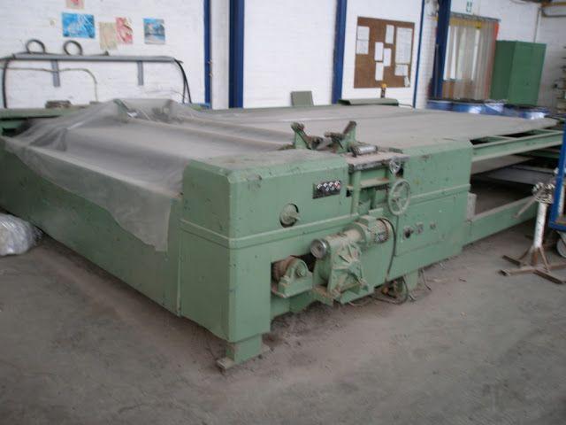 Zimmer Sampling printing machine