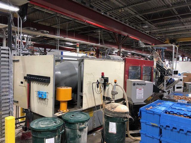 LG LGH720N, Injection Molding Machine 720 Ton