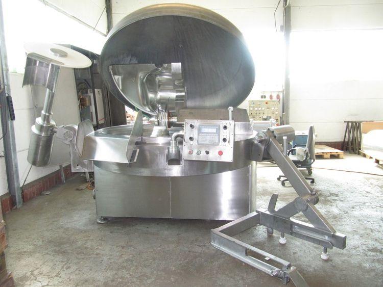 Kilia 325L vacuum cutter